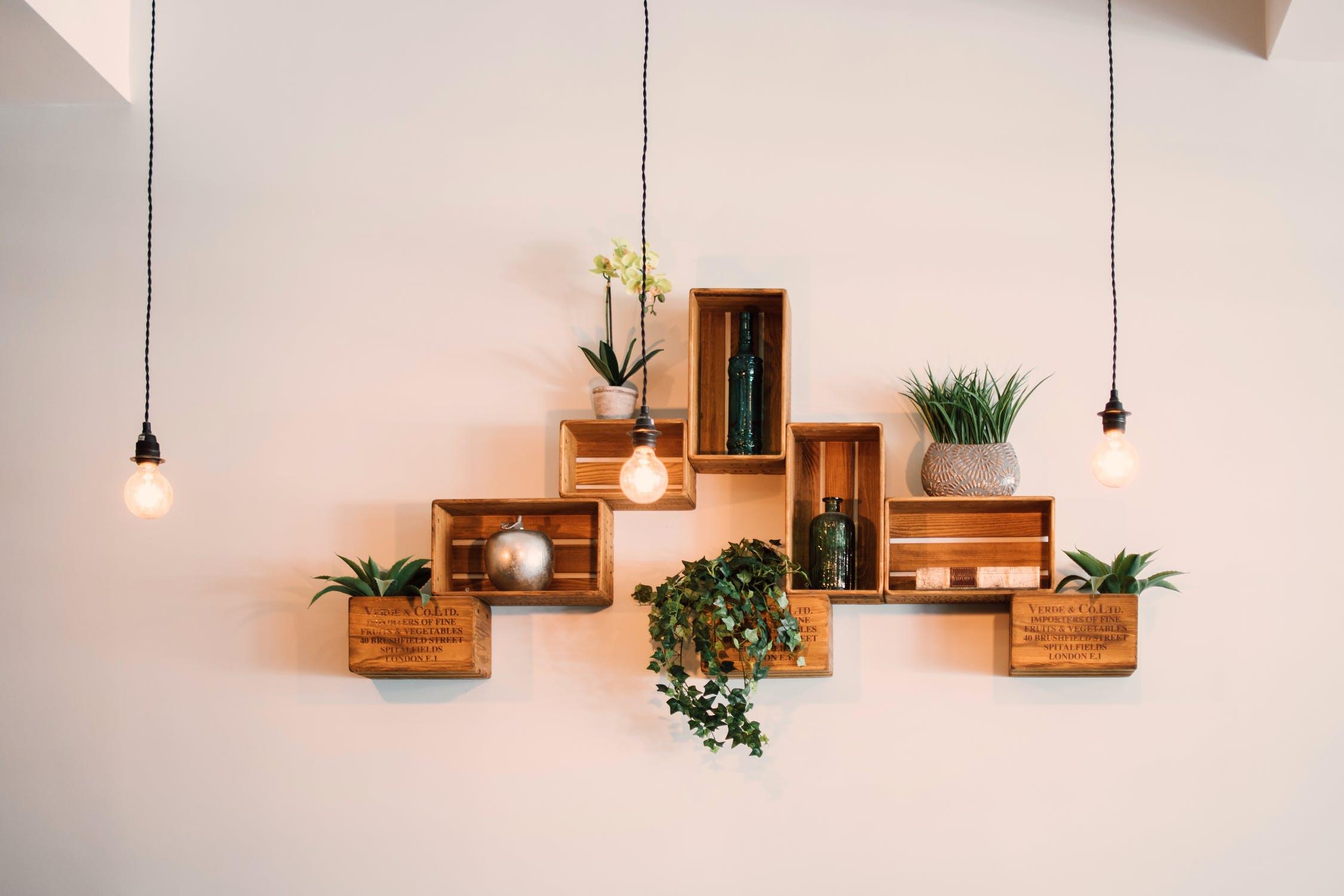 dekorativní stěna