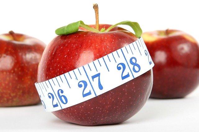 hlídání kalorií