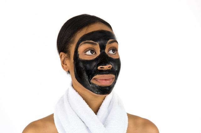 kosmetická maska