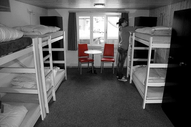 typická ubytovna