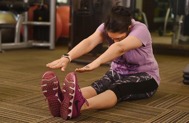 fitness cvičení