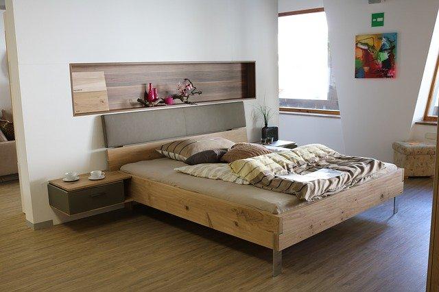 moderní ubytování